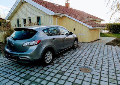 Haus am See Parkplatz
