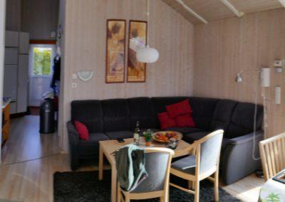 Haus am See Große Sitzecke