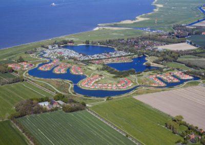 Wasser- und Landschaftspark Urlaub im Haus am See