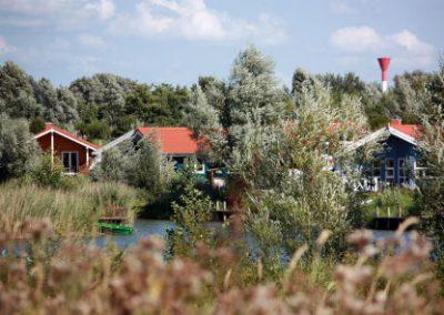 Fleete Urlaub im Haus am See