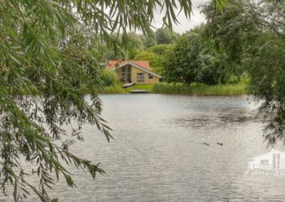 Haus am See - Außenansicht